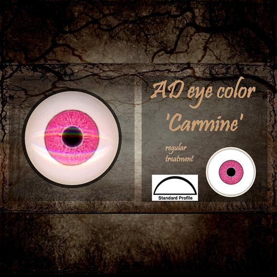 Doll Eyes 14mm AD color Carmine