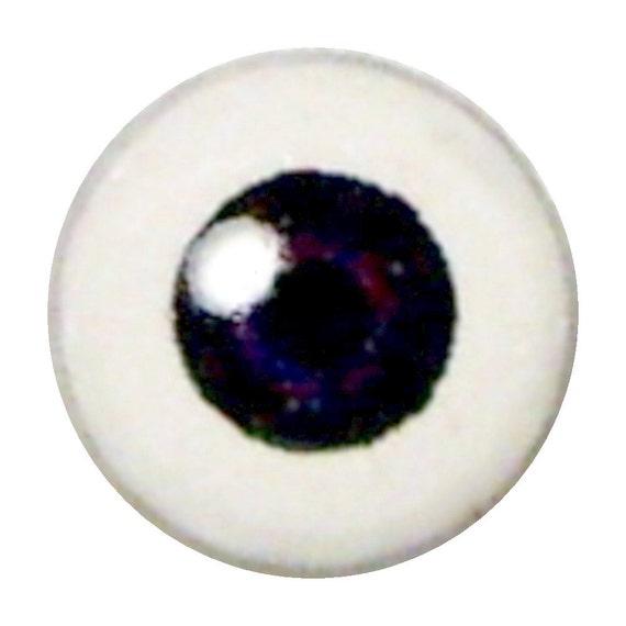 Doll Eyes 7.5mm AD color Raven