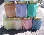 Custom Soy Candles, Choose your Scent