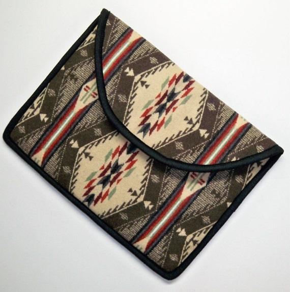 "Laptop Cover Sleeve 13"" Macbook Pro Case Pendleton Wool"