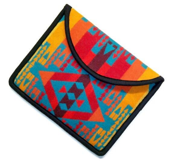 iPad Cover iPad Case iPad Sleeve Pendleton Wool Colorful