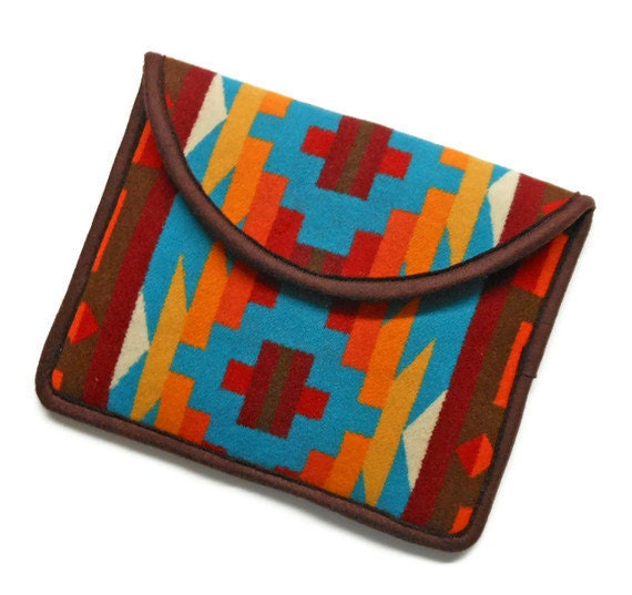 iPad Cover iPad Case iPad Sleeve Pendleton Wool Colorful