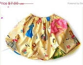 25% Off Sale Whimsy Couture Sewing Pattern Tutorial for Bubble Skirt sizes 3m through 12 girls PDF