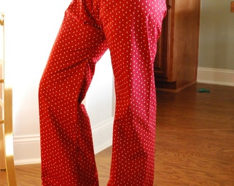 Ladies Lounge Pants PDF Sewing Pattern sizes XS through XXL Instant