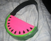 Watermelon Duct Tape Purse