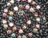 Colorful Candy Bits Necklace