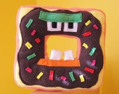 Hank, the donut.