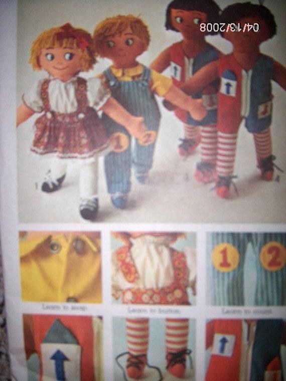 vintage rag dolls eBay