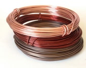 Aluminum Wire in 23 Colors - 12 Gauge  - Custom Order - You Pick Your Colors