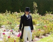 Complete Mr Darcy outfit