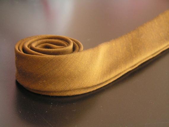 Vintage Super Skinny Mod Rockabilly Tie Necktie
