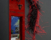 Travel Photography Bookmark - Santa Catalina Monastery, Peru