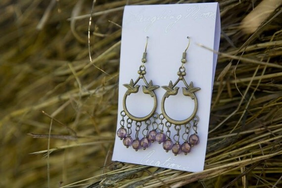 Custom Earrings- Gift Certificate