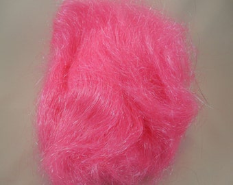 Angelina Fiber-Cotton Candy-Heat Fusible-1/2 ounce