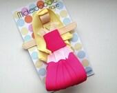 Boutique Sleeping Princess Art Clip