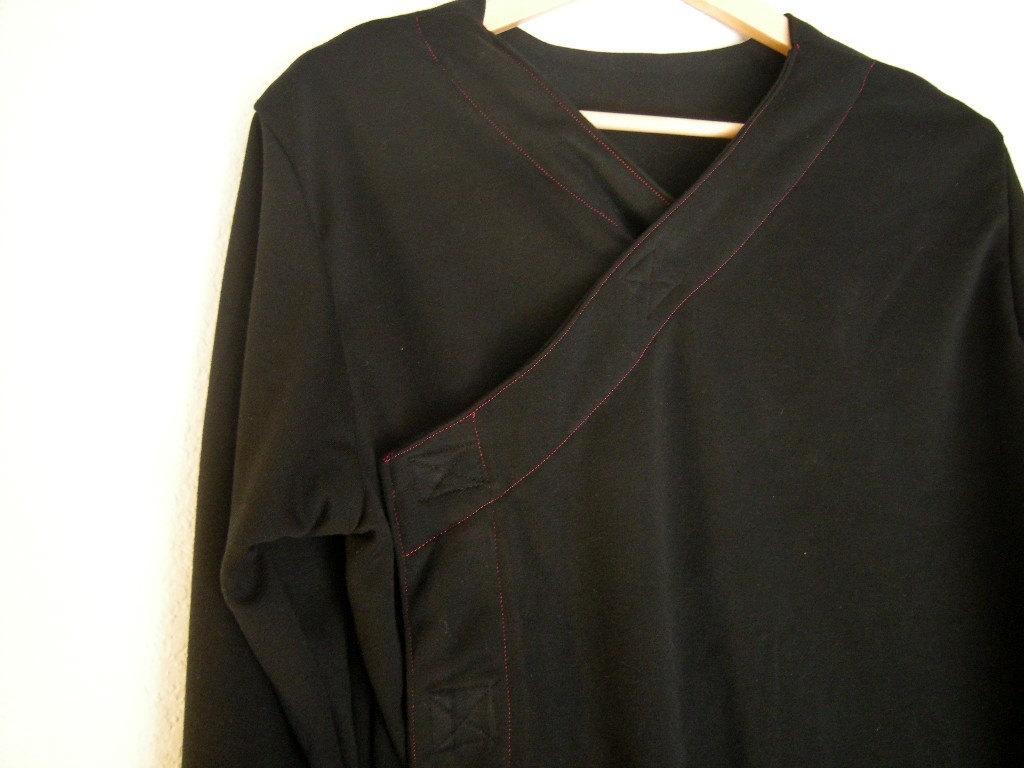 Mens Silk T Shirt