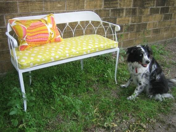 SALE Garden Party Bench