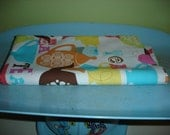 Fabric BLOW OUT Sale...Adorable Michael Miller High Tea Fabric...One Yard Cut