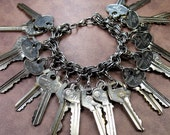 Key Chain Bracelet (PRICE REDUCED)