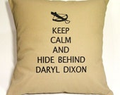 SALE Daryl Embroidered Pillow Case Cover