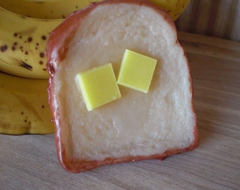 Slice of Toast and Butter Soap