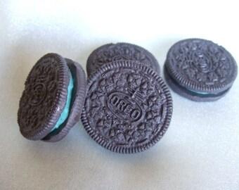 Mint, Cream or Golden Cream cookie soaps