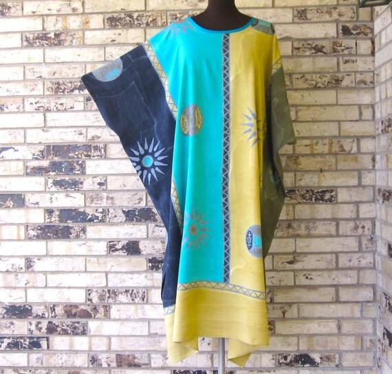 Plus Size Tunic/Caftan