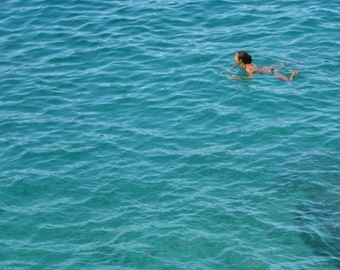 Water Photography, Beach Photography, Croatia Photography, Swimming, Blue Water, Adriatic Sea