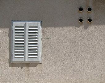 Croatia Photography, Europe, Travel, Windows, Shutters