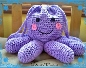 Boutique Crochet Octo-Purse