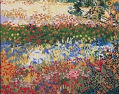 Van Goghs, Garden of Flowers--LB04212
