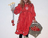The Apple Girl by Carl Larsson