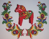 Dala Horse (Swedish Folkart)