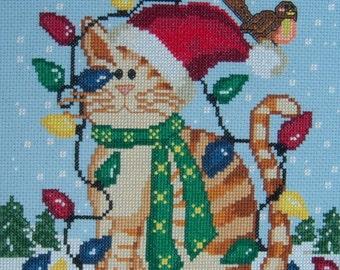 Christmas Kitty-LB05226