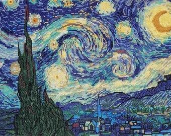 Van Goghs Starry Night--LB98081
