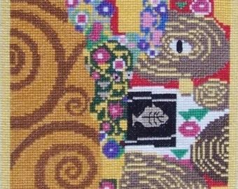 Gustav Klimts, The Fulfillment