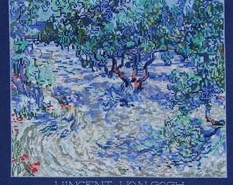 Van Gogh's Olive Orchard--LB03196