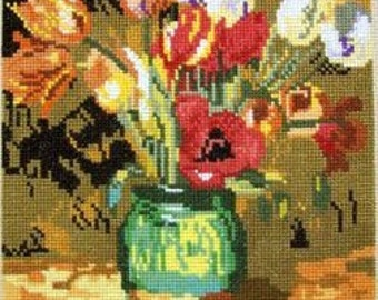 Renoirs Tulips in a Vase--LB03189