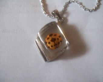 Spotted Lady Bug Beetle Pendant
