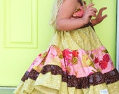 French Day Dress.....Momi boutique