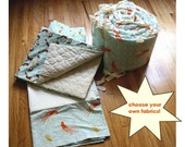 OOAK custom heirloom bedding set
