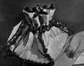 Drawstring Handbag Purse - 1940s Vintage Pattern Digitally Restored PDF e-Book - Instant Download