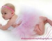 Pink Baby Portrait/Birthd...