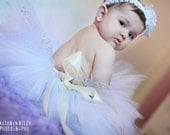 Angel Costume Tutu White,...
