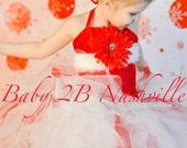 Santa Baby Dress Girls 5-6T Size