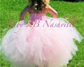Flower Girl Dress Tutu We...