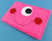 Furry Face - Business card holder