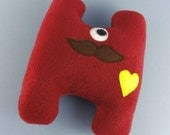 Higgs Boson - Mad Scientists Team Challenge - Soft toy sculpture