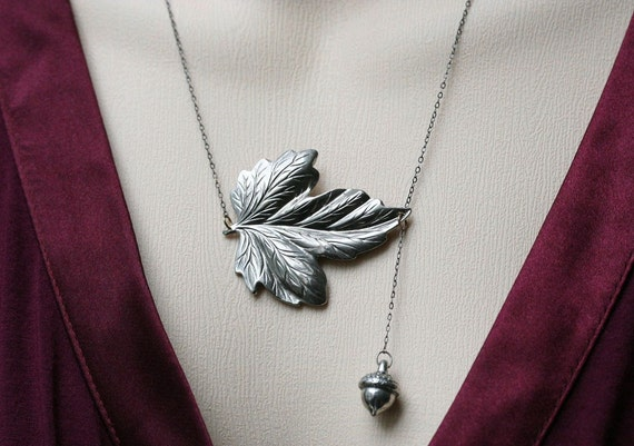 Nature Necklace (one of a kind)