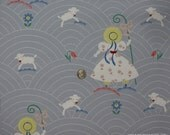 1940's Vintage Wallpaper Little Bo Peep
